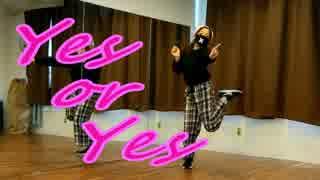 【花柄】YES or YES - TWICE【踊ってみた】