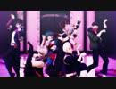【MMDヒロアカ】 エンヴィキャットウォーク 【敵vsオリジン組】【1080p】