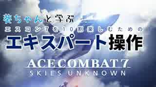 【ACECOMBAT7】葵ちゃんと学ぶエキスパー