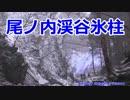 尾ノ内渓谷氷柱【地元地域旅】