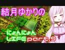 【Minecraft】結月ゆかりのにょんにょんLIFE part9
