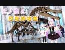 【MMD】ピノ様と恐竜博物館【アイドル部】1080p