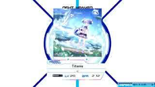 【K-Shoot MANIA 創作譜面】Titania