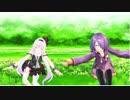 【MMD】ピノ様とあずきちでとんとんまーえ! 1080p