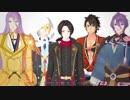 【MMD刀剣乱舞】Connecting【73振】【刀剣乱舞四周年記念】