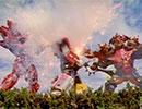 救急戦隊ゴーゴーファイブ 第11話「灼熱の2大災魔獣」