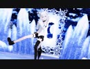 【MMD】白上フブキちゃんで「好き!雪!本気マジック」【VtuberMMD】