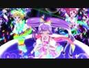 【ニコカラ】Pretty Prism Paradise!!!/真中らぁら&南みれぃ&北条そふぃ