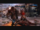 For Honor プレイ動画73 (ブラックプリオール)