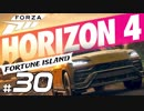 【XB1X】FORZA HORIZON 4 ULTIMATE 実況プレイ 30