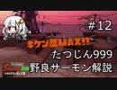 【たつじん999】野良サーモンでクリアしたい!Part12【紲星あかり実況】