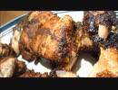 アメリカの食卓 725 スパイスたっぷりチキンを食べる!