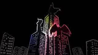 【ヒロアカ】プロヒーロー編でハ.ウ.ト.ゥ.ワ.ー.プ【静止画MAD】