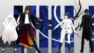 【MMD刀剣乱舞】伊達組で「REVOLVER」【カ