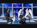 【MMD刀剣乱舞】エンヴィキャットウォーク6人に踊ってもらった【伊達組+山姥切】