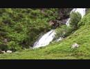 石川諒「水が流れ落ちる」