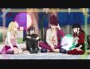 【ダンガンロンパMMD】春川とV3のみんなでハッピーシンセサイザー【春川誕】
