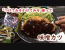 第60位:【NWTRの中身】味噌カツ【調味料研究所】 thumbnail