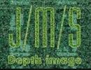 J/M/S-V depth image (vocaloid ver)