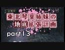 【Bloodborne】東北・琴葉姉妹の地底拡張計画 part13【VOICEROID実況】