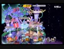 スマブラSP プレイ動画168 勝ちあがり乱闘ノーコン9.9 インクリング