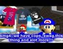 [スーパーマリオ64]SMG4のキャンディバン到着!(Tシャツとか)