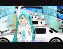 【初音ミク】binary star【MMD-PV】 1080p