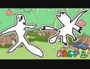 【画伯誕生】お絵描きの森を遊ぶ3人【こくむそ!】