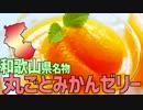 【和歌山名物】まるごとみかんゼリーを作って食べよう!