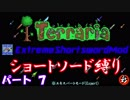 第9位:[Terraria+MOD] ショートソード縛りEX パート7 [ゆっくり実況]