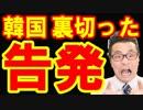 【韓国 速報】米国「我々を裏切った!」韓国議長の天皇発言とレーダー照射問題に激怒!関税免除、終わったな…海外の反応『KAZUMA Channel』