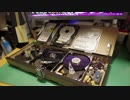 HDDで自動演奏装置を作ってみた