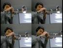 Glenn Miller「In The Mood」トランペット4重奏