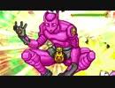 【MUGEN】主人公連合vsボス連合ランセレ勝ち抜き戦のリスペクト動画を作ってみた Part.28