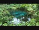 神の子池【雨の日の場合】