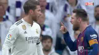 クラシコ 《18-19ラ・リーガ:第26節》 レアル・マドリード vs バルセロナ