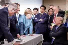 平成最高のアニメヒロインを決定すべく各国首脳陣が立ち上がる