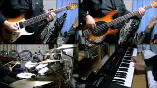 【Cover】DREAM THEATER - Surrounded 【Creambadge】