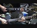 X JAPAN オルガスム cover ギター ベース 弾いてみた