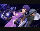 【MMD対魔忍】小太郎と凜子で虎視眈々【1080p】