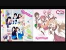 [Mashup] Jumping!! x Yuru Yurinrinrinrinrin - Rhodanthe* そして Nanamorichu☆Gorakubu