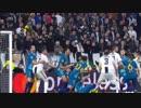 【クリロナ伝説のハット】18-19 CL ベスト16 ユベントス VS アトレティコ・マドリード