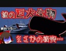 第17位:【ゆっくり解説】謎の巨大生物が船と衝突!?80人がケガをする大惨事に…