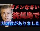 韓国の李承晩元大統領の頃に済州島で大虐殺が有ったんですが、恐れをなして日本へ密入国した朝鮮人が驚愕の大人数!