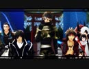 【MMD戦国BASARA】戦国武将とか11人で『Help me!!』