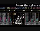 【GITADORA】Across the nightmare【CLASSIC】
