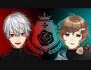 【ChroNoiR】にじさんじバトロワ 熱血葛葉vs冷徹叶