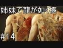 【姉妹実況】龍が如く極 #14【第七章 龍と鯉】