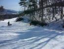 平井範隆がスキーに挑戦!No.3