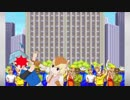 【mugen】格ゲー作品別リーグshuffle! part09 Bブロック 第二節+けもフレ2動画 【やや特殊ルール】